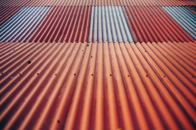 Auburn metal roof